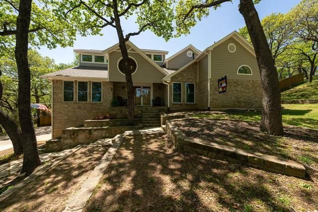 125 Eagles Nest Circle, Argyle, TX 76226 (MLS #14548754) :: Team Tiller