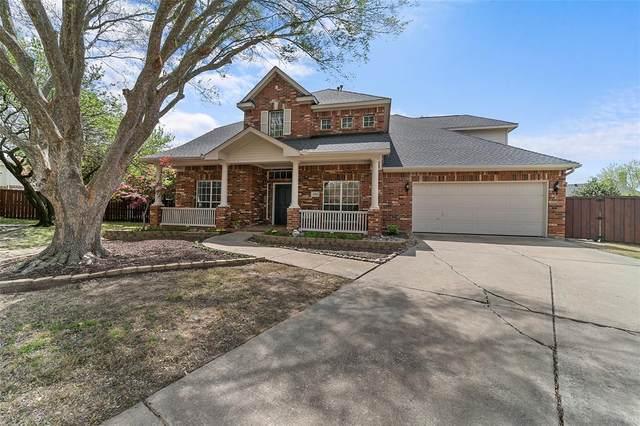 8709 Aviary Drive, Mckinney, TX 75072 (MLS #14548755) :: The Kimberly Davis Group