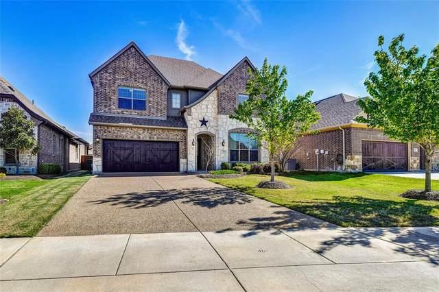 594 Bordeaux Drive, Rockwall, TX 75087 (MLS #14548758) :: Premier Properties Group of Keller Williams Realty
