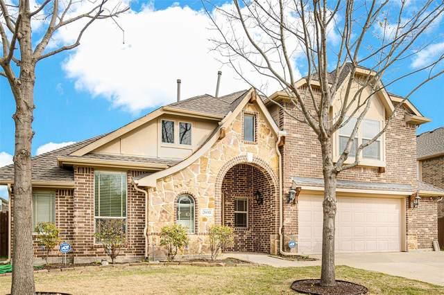2608 Still Springs Drive, Little Elm, TX 75068 (MLS #14548761) :: Wood Real Estate Group