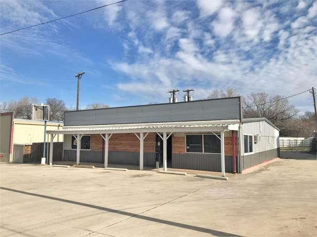 412 Fm 718, Newark, TX 76071 (MLS #14548770) :: The Kimberly Davis Group