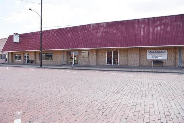 222 N Commerce Street, Corsicana, TX 75110 (MLS #14548792) :: Hargrove Realty Group