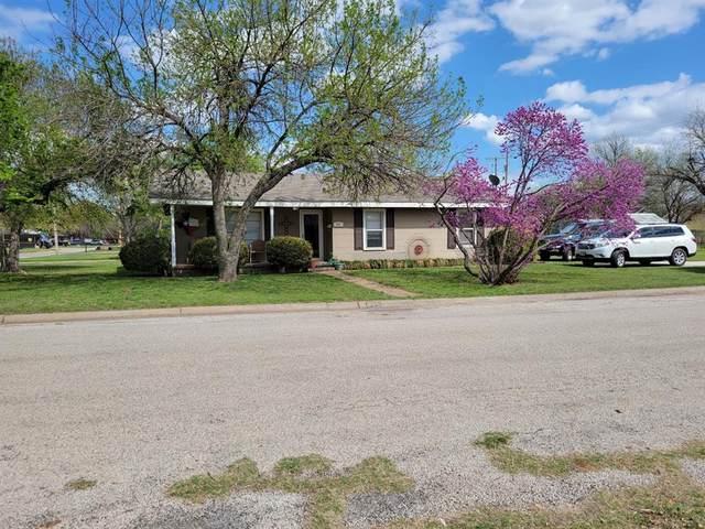 707 W Bloodworth, Olney, TX 76374 (MLS #14548805) :: Team Hodnett