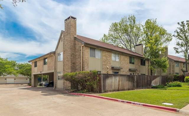 2644 Custer Parkway B, Richardson, TX 75080 (MLS #14548808) :: Team Tiller