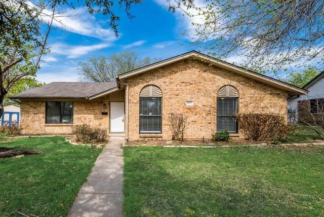 2107 Rockwood Drive, Carrollton, TX 75007 (MLS #14548833) :: Wood Real Estate Group