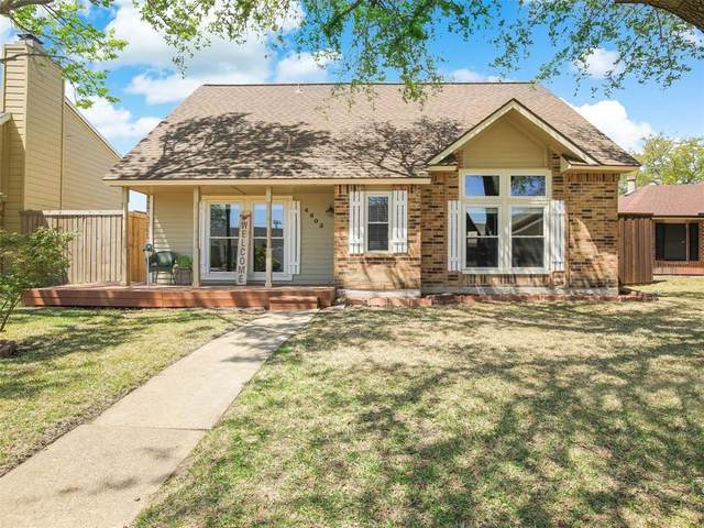 4605 Ebb Tide Drive, Rowlett, TX 75088 (MLS #14548837) :: 1st Choice Realty