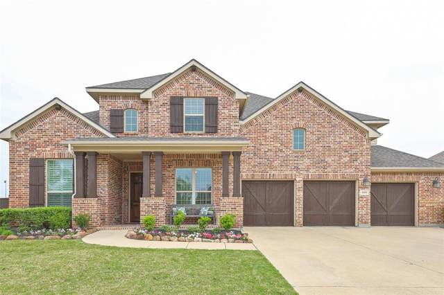 660 Evening Sun Drive, Prosper, TX 75078 (MLS #14548844) :: The Kimberly Davis Group