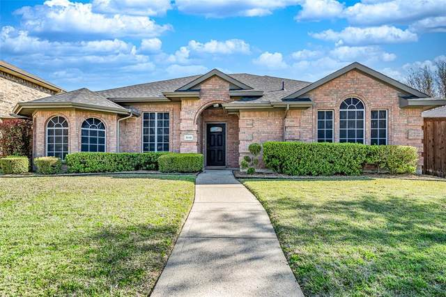 3119 Antelope Drive, Mesquite, TX 75181 (MLS #14548854) :: The Chad Smith Team