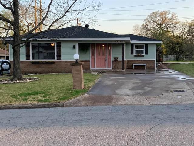 422 W Acheson Street, Denison, TX 75020 (MLS #14548864) :: Hargrove Realty Group