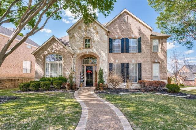 8518 Brown Stone Lane, Frisco, TX 75033 (MLS #14548867) :: The Chad Smith Team