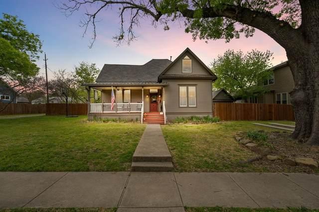 911 Coleman Street, Mckinney, TX 75069 (MLS #14548872) :: The Kimberly Davis Group