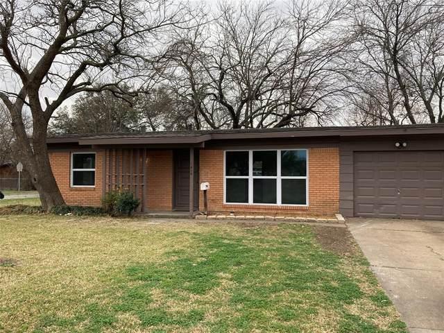 1702 W Grauwyler Road, Irving, TX 75061 (MLS #14548873) :: Team Hodnett