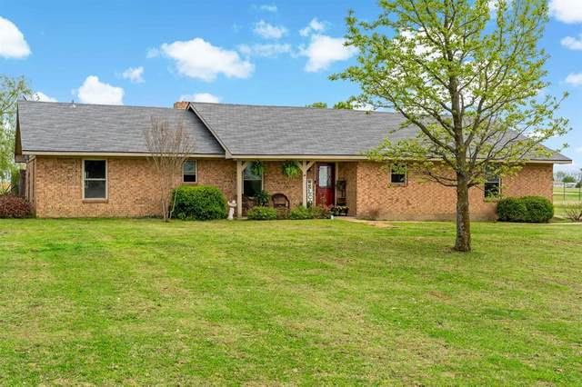 2735 3rd Street SE, Paris, TX 75460 (MLS #14548894) :: Real Estate By Design