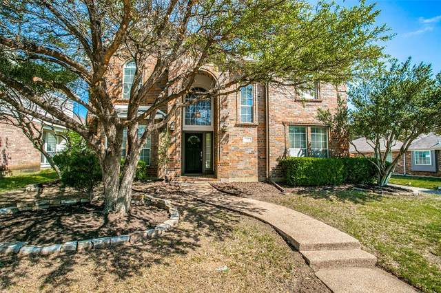 445 Vista Trail Drive, Lewisville, TX 75067 (MLS #14548895) :: Hargrove Realty Group