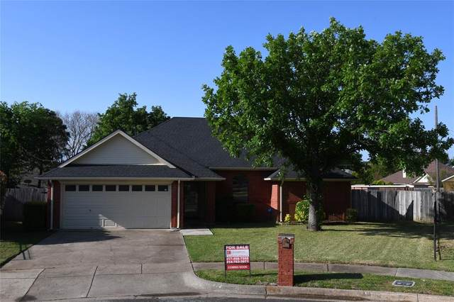 472 Cherokee Court S, Keller, TX 76248 (MLS #14548928) :: The Chad Smith Team