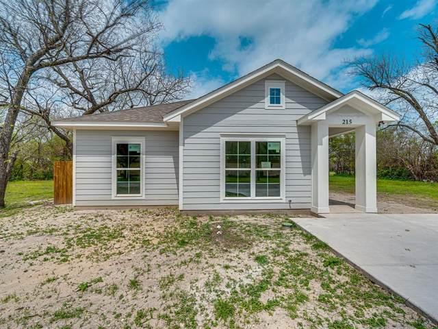 215 Peacock Street, Cleburne, TX 76031 (MLS #14548937) :: Lyn L. Thomas Real Estate   Keller Williams Allen