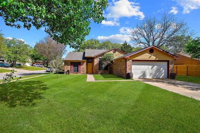2301 Eagle Nest Court, Denton, TX 76209 (MLS #14548938) :: Team Tiller