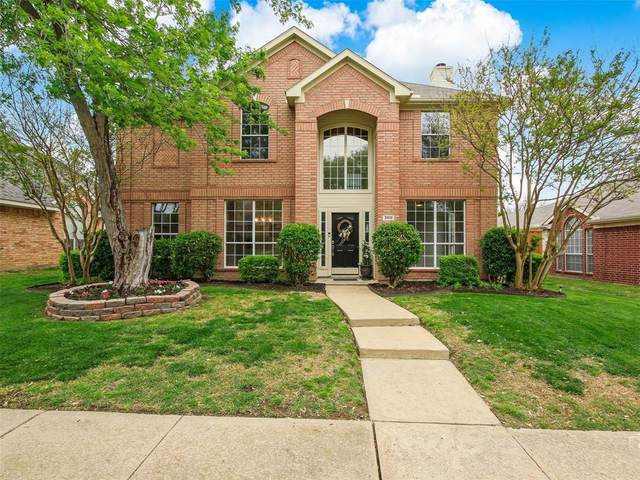 3816 N Pine Valley Drive, Plano, TX 75025 (MLS #14548944) :: Real Estate By Design