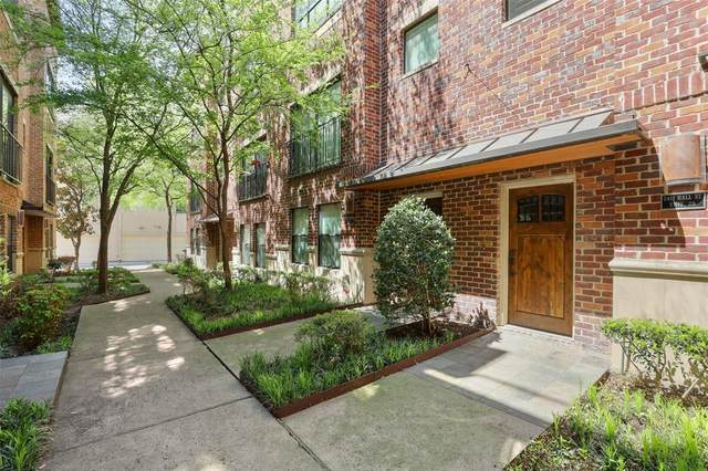2411 N Hall Street #28, Dallas, TX 75204 (MLS #14548962) :: The Juli Black Team