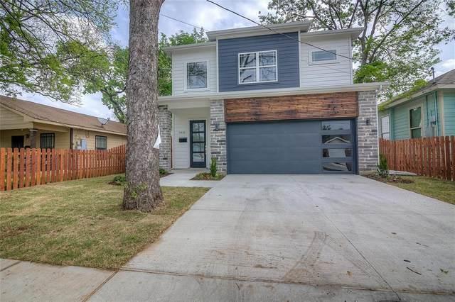 3436 Ladd Street, Dallas, TX 75212 (MLS #14548990) :: The Chad Smith Team