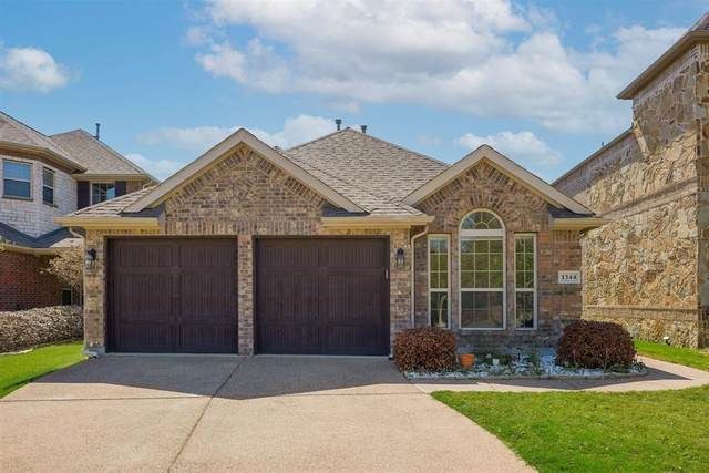 1344 Cog Hill Drive, Fort Worth, TX 76120 (MLS #14549008) :: The Kimberly Davis Group