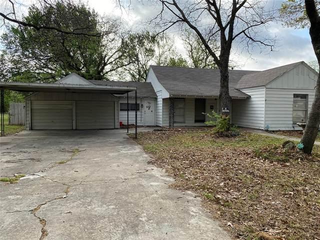 604 Frontier Street, River Oaks, TX 76114 (MLS #14549015) :: Wood Real Estate Group