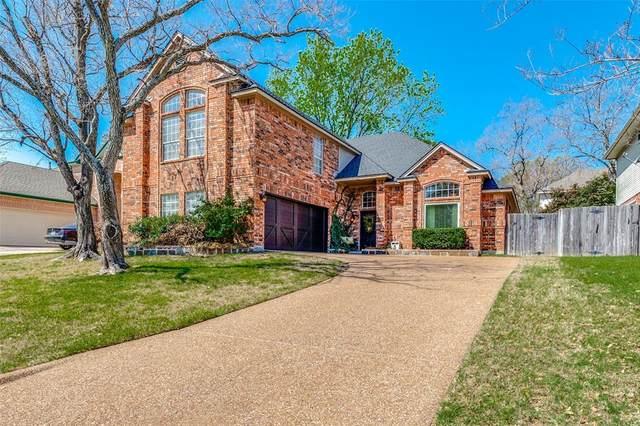 3904 Amy Court, Arlington, TX 76016 (MLS #14549043) :: Hargrove Realty Group