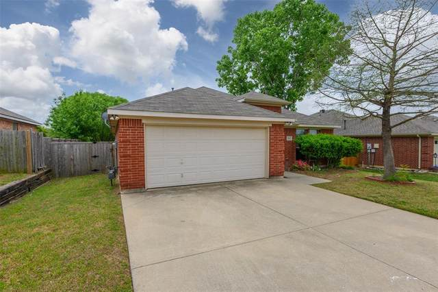 2616 Hilcroft Avenue, Denton, TX 76210 (MLS #14549051) :: The Mauelshagen Group