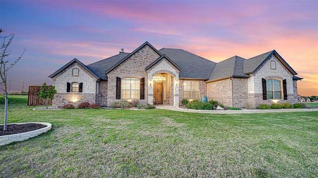 6821 Newly Way, Midlothian, TX 76065 (MLS #14549066) :: The Hornburg Real Estate Group