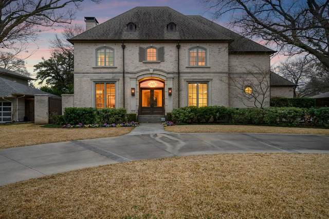 6246 Lupton Drive, Dallas, TX 75225 (MLS #14549116) :: The Chad Smith Team