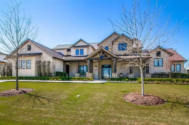 433 Sunrise Ridge Drive, Heath, TX 75032 (MLS #14549128) :: Results Property Group