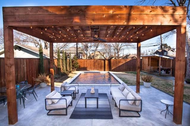5643 Richard Avenue, Dallas, TX 75206 (MLS #14549139) :: Wood Real Estate Group