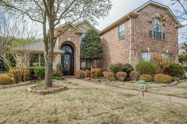 5131 Pond View Lane, Fairview, TX 75069 (MLS #14549144) :: Feller Realty