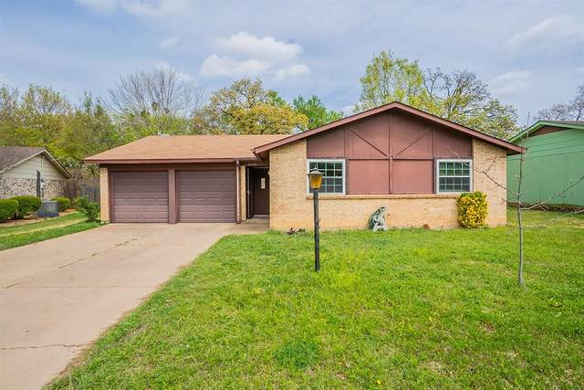 5113 Lester Drive, Arlington, TX 76016 (MLS #14549194) :: Bray Real Estate Group