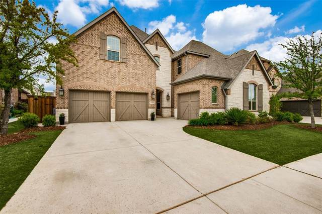 3733 Kennoway, The Colony, TX 75056 (MLS #14549231) :: Wood Real Estate Group