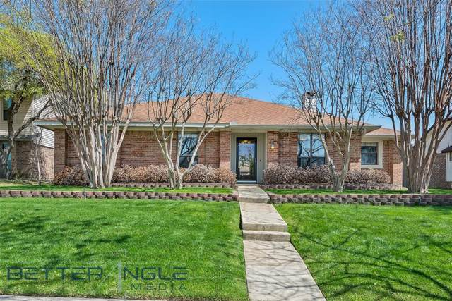 2310 Westwind Drive, Carrollton, TX 75006 (MLS #14549241) :: The Good Home Team