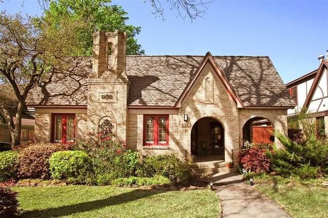 5347 Ridgedale Avenue, Dallas, TX 75206 (MLS #14549273) :: Premier Properties Group of Keller Williams Realty