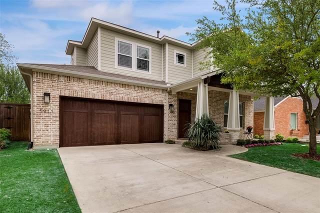 5913 Vickery Boulevard, Dallas, TX 75206 (MLS #14549283) :: Robbins Real Estate Group
