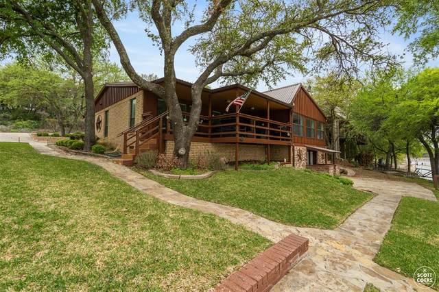 9030 Wildwood Trail, Brownwood, TX 76801 (MLS #14549314) :: Maegan Brest | Keller Williams Realty