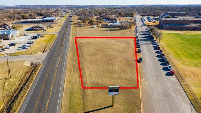 2675 W Overhill Drive, Stephenville, TX 76401 (MLS #14549323) :: The Good Home Team