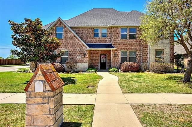 3800 S Melrose Trail, Sherman, TX 75090 (MLS #14549346) :: Robbins Real Estate Group