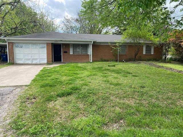 137 Hardy Avenue, Corsicana, TX 75110 (MLS #14549352) :: Hargrove Realty Group