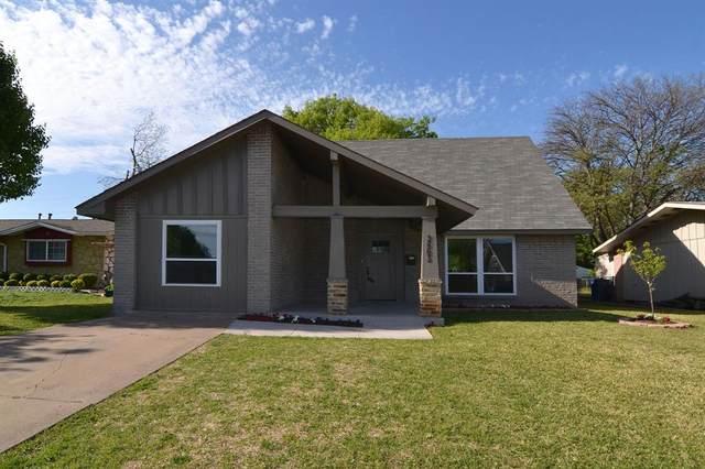 3605 Bobbie Lane, Garland, TX 75042 (MLS #14549354) :: The Good Home Team