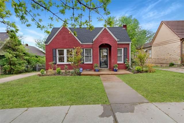 1612 Frederick Street, Fort Worth, TX 76107 (MLS #14549371) :: RE/MAX Landmark