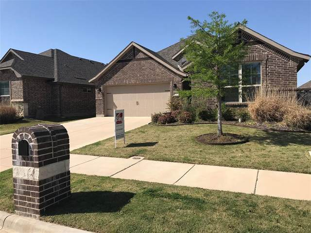 3925 Madison Lane, Denton, TX 76208 (MLS #14549397) :: The Chad Smith Team