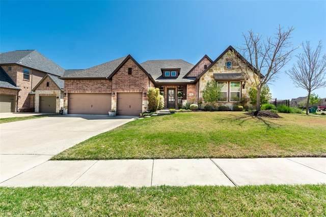 6425 Grand Bay Court, Mckinney, TX 75071 (MLS #14549418) :: The Kimberly Davis Group