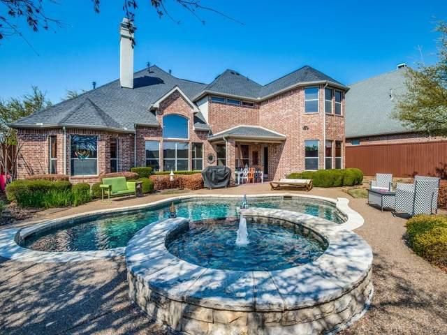 5779 Arminta Avenue, Frisco, TX 75034 (MLS #14549444) :: The Chad Smith Team