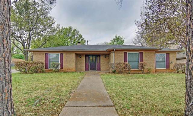 1401 High Ridge Road, Benbrook, TX 76126 (MLS #14549446) :: Results Property Group