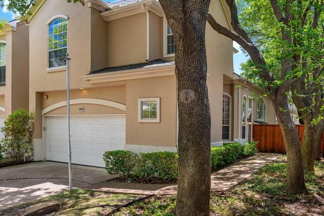 4090 Oberlin Way, Addison, TX 75001 (MLS #14549452) :: Results Property Group