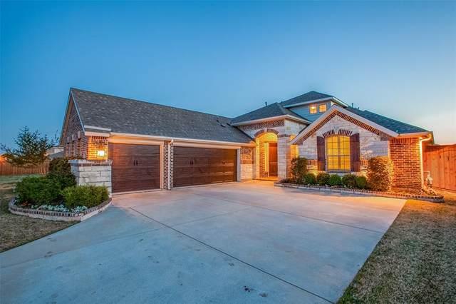 6101 Tuckers Place, Rowlett, TX 75089 (MLS #14549474) :: The Good Home Team